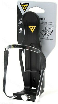 Topeak Modula Cage II Adjustable Diameter Bicycle Water Bottle Cage Road MTB ATB