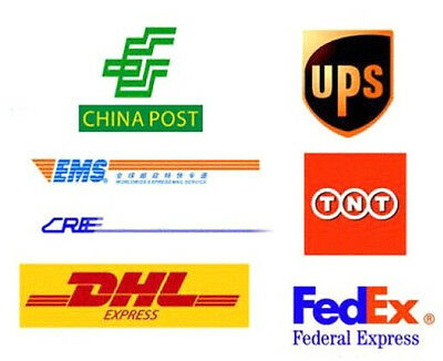 Express Shipping Cost Quick Short Days Different Country Fedex EMS DHL UPS
