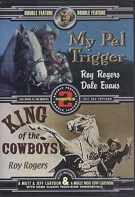 NEW My Pal Trigger / King of the Cowboys (DVD)