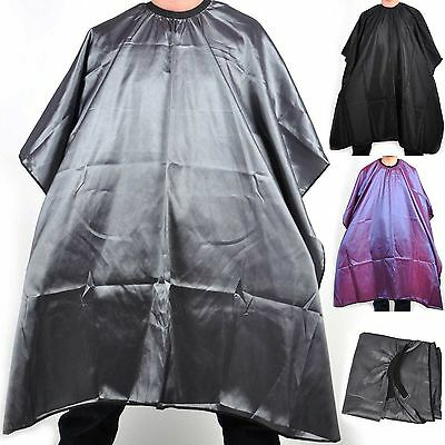 Pro Adult Salon Barber Hairdressing Hair Cutting Cape Gown Cloth Apron