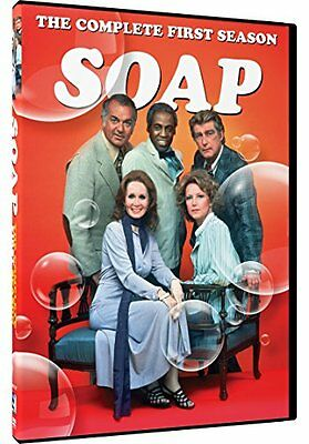 NEW SOAP: The Complete First Season (DVD)