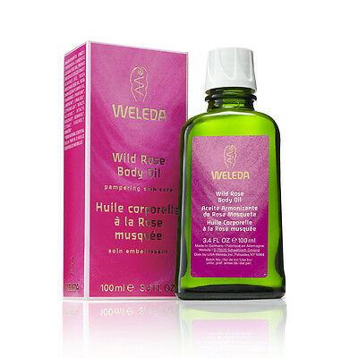 Wild Rose Body Oil | 100ml | WELEDA
