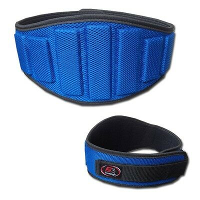 Weight Lifting belts Bodybuilding Belts Gym Fitness Exercise back support unisex