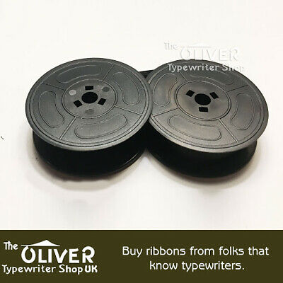 OLIVETTI BLACK TYPEWRITER RIBBON:  M44 , 132 , Valentine models. *High Quality*