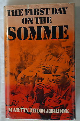 WW1 British the First Day on the Somme  Reference Book