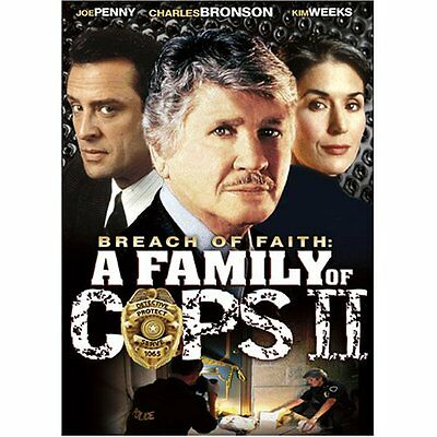 NEW Breach of Faith: A Family of Cops II (DVD)