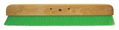 KRAFT TOOL CO. CC456-01 Concrete Finishing Broom, 36 in. L, Wood