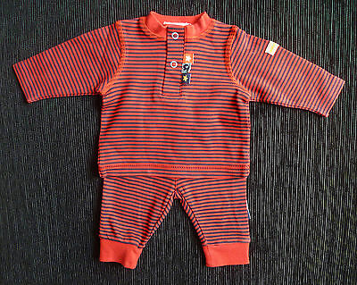 Baby clothes GIRL BOY newborn 0-1m outfit top/soft trousers red 2nd item postfre
