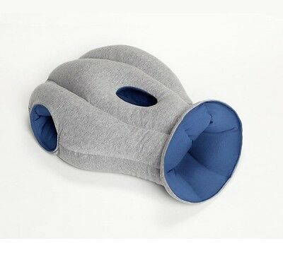 Free shipping Ostrich Pillow Travel Office Sleeping Neck Protecting Nap Headrest