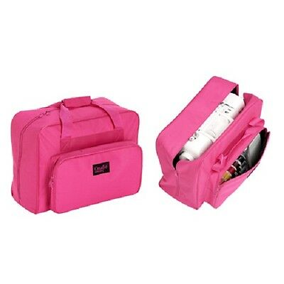 Creative Notions XL Sewing Machine Tote Pink