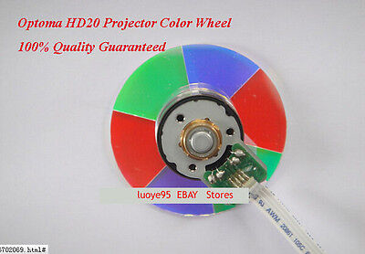 (NEW) Original Optoma HD200X Projector Color Wheel For optoma HD20 color wheel