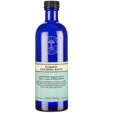 Neal's Yard Remedies Aromatic Foaming Bath 200ml- FREE Shipping- AU Stockists