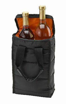 Wine Tote Bag Holds 2 bottles *Free S&H in USA*