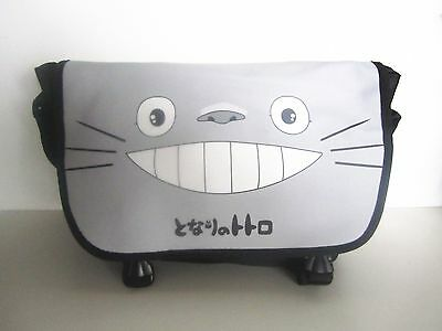 My Neighbour Totoro Canvas Oxford Waterproof Shoulder Messenger Bag Ghibli Anime