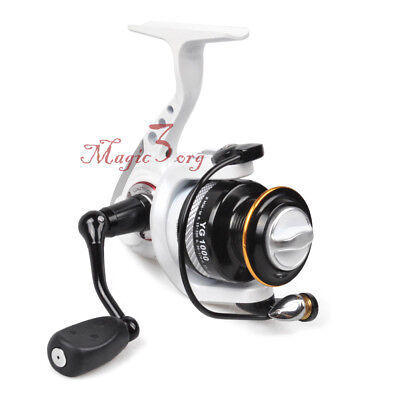 Ice Fishing Spinning Reel 11BB Light Tackle Action Freshwater Shore 1000 RSJD1