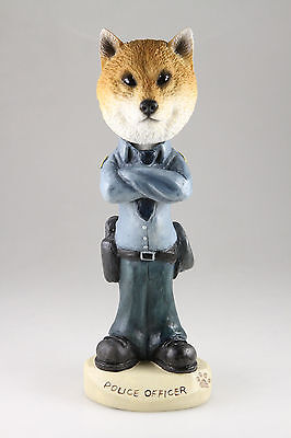 Police Shiba Inu-See Interchangeable Breeds & Bodies @ Ebay Store