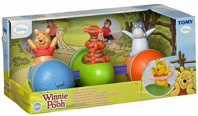 NEW OFFICIAL Disney's Winnie The Pooh Spin n Play Acorn Train