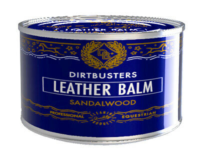 Equestrian Leather balm cleaner conditioner treatment for saddle tack boots Soap