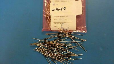 (10 PCS) 1N4004G, Diodes Inc, General Purpose Diode, 400V, 1A, DO41