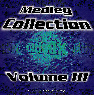 ULTIMIX MEDLEY COLLECTION 2 CD 80s MADONNA MEDLEY NEW 70s Planet