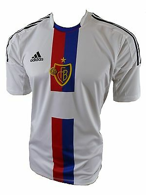 Adidas FC Basel FCB Jersey Kit Size S Formation New