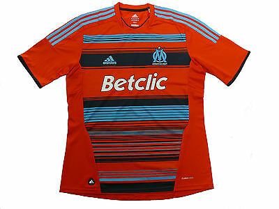 Adidas Olympique Marseille Jersey 2011-12 Size S New