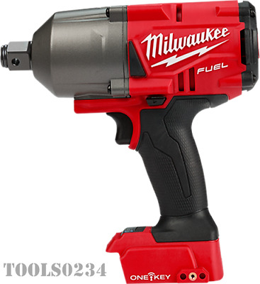 """Milwaukee 2864-20 M18 FUEL™ 3/4"""" w/ONE-KEY High-Torque Impact Wrench TOOL ONLY"""