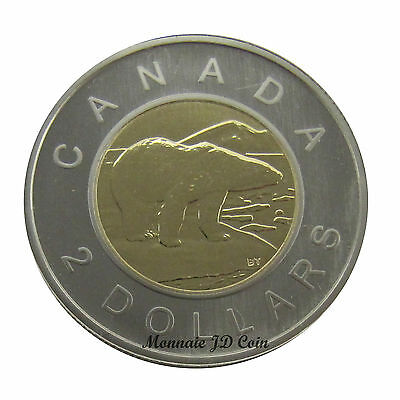 Canada 2009  2$ Two  Dollar  Specimen Coin