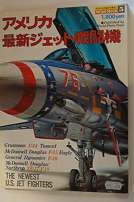 Model and Detail Grumman F14 Tomcat  Japanese Language Reference Book
