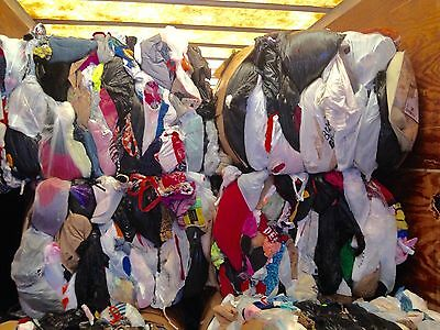 Used Clothing Credentials Bales.