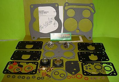 Rebuild Kit For Holley Spreadbore 4165/4175 650/800 R-6210 6211 & Many More