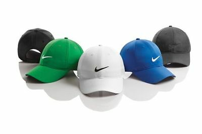 Nike Golf NEW DRI-FIT Swoosh Front Cap Unstructured Wicking Baseball Hat