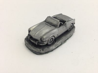 Triumph Spitfire MK3 (LH Drive) ref259b Pewter Effect 1:92 Model Scale car