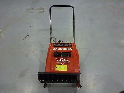 Jacobsen Sno-Burst Snow Blower