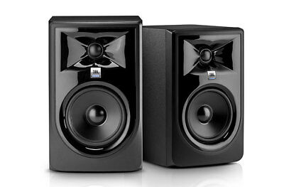 JBL LSR305 5 inch active studio monitor speakers (Pair)