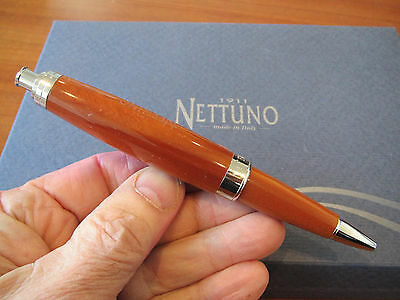 Nettuno Tridente Arena resin 3.2mm mechanical pencil N61/M Mint