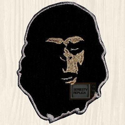 Planet of the Apes Cornelius Head Patch Return Rise Dawn Taylor Shield ANSA