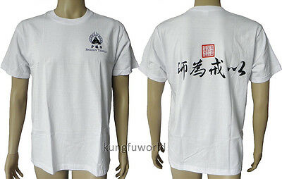 Heavyweight Cotton Martial arts Tai Chi T-shirt Shaolin Kung fu Jacket