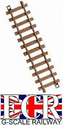 STRAIGHT G SCALE GARDEN RAILWAY TRAIN PLASTIC TRACK 300mm, 45mm GAUGE STRAIGHTS
