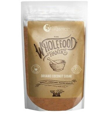 Nutra Organics The Wholefood Pantry Organic Coconut Sugar 1kg