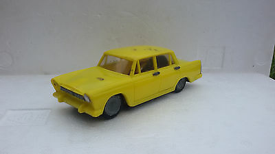 Vintage 1960's  Foreign Friction Plastic Car Toy
