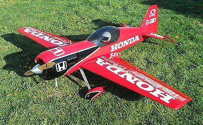 Sukhoi Su-26   59 inch wing  Giant Scale RC AIrplane Printed Plans