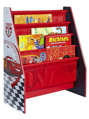 GIOCATTOLI Disney Cars Sling Bookcase Furniture