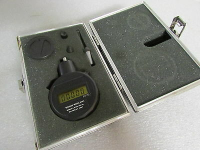 Hermen Sticht Standco RPM Digital Tachometer Model 902-A