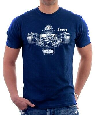 Boxer Engine R1200GS RT 1200 GS R Adventure R1200RT R1200R bmw navy tshirt 9799