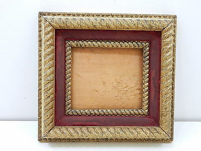 Beautiful Antique Gold Gilded Frame