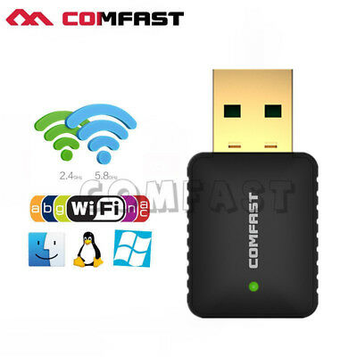 High Power Long Range USB WiFi Wireless Adapter 150Mbps 802.11n/g/b w/Antenna