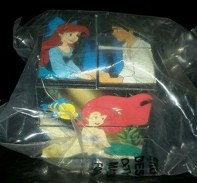 "Little Mermaid   ""Movie Theatre  Cube""  Mint"
