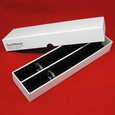 50 Dime Direct Fit AirTite Coin Holders with #13 Capsule Storage Box
