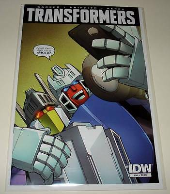 TRANSFORMERS # 44  IDW Comic  August 2015  NM